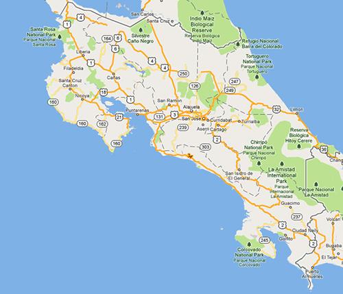 cr map