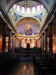 altar iglesia